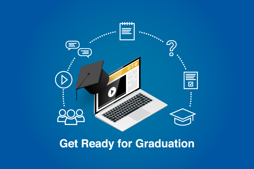 Watch a video tutorial explaining the graduation process.