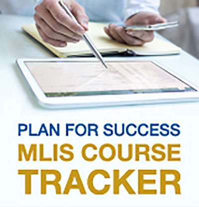 Plan for Success MLIS Course Tracker