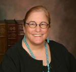 iSchool faculty advisor Dr. Joni Richards Bodart