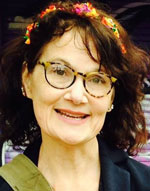 iSchool faculty advisor Mary Bolin