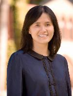 iSchool faculty advisor Michelle Chen