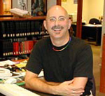 iSchool faculty advisor Greg Cotton