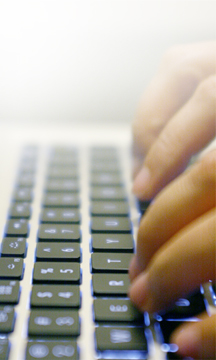 The LIS world is just a keyboard away.